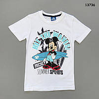 Футболка Mickey Mouse для мальчика.  11-12 лет