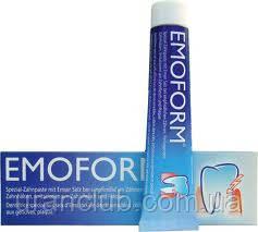 EMOFORM Специальная зубная паста 50 мл