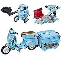 Трансформер мотоцикл Автобот Сквикс Premier Edition Deluxe Autobot Sqweeks от Hasbro из США