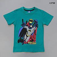 Футболка Batman для мальчика. 5-6 лет