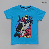 Футболка Batman для мальчика. 5-6;  11-12 лет