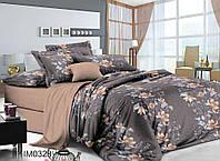 Комплект постельного белья сатин люкс Moon Love ST 250011 (Полуторный)