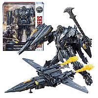 Трансформер Лидер Мегатрон Самолёт 22 cм, Transformers The Last Knight Leader Megatron из США