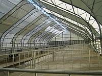 Микроклимат животноводческого комплекса. Монтаж. Киевская область