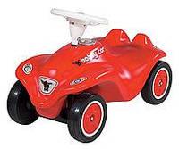Детская машинка-толокар Big Bobby Car Rot красного цвета 0056200