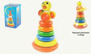 Деревянная развивающая игрушка пирамидка 2011-86 Royaltoys