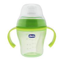 Детская чашка-поильник Chicco Soft Cup
