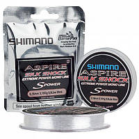 Леска Shimano Aspire Silk Shock 50м 0,145мм