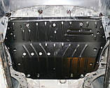 Захист картера двигуна і кпп Seat Leon 2005 - з установкою! Київ, фото 4