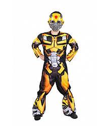 Карнавальный костюм Трансформер Bumble Man