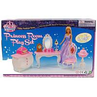 Набор мебели для кукол Комната принцессы Gloria 1208