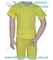 Комплект футболка+трессы Артикул 020.1190