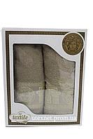 Набор махровых полотенец Турция (50х90 и 70х140_