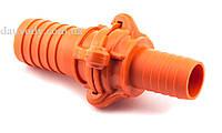 З'єднання 25-32 мм універсальне, роз'ємне для поливального шланга SLD, фото 1