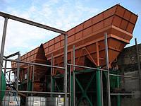 Бункера инертных материалов