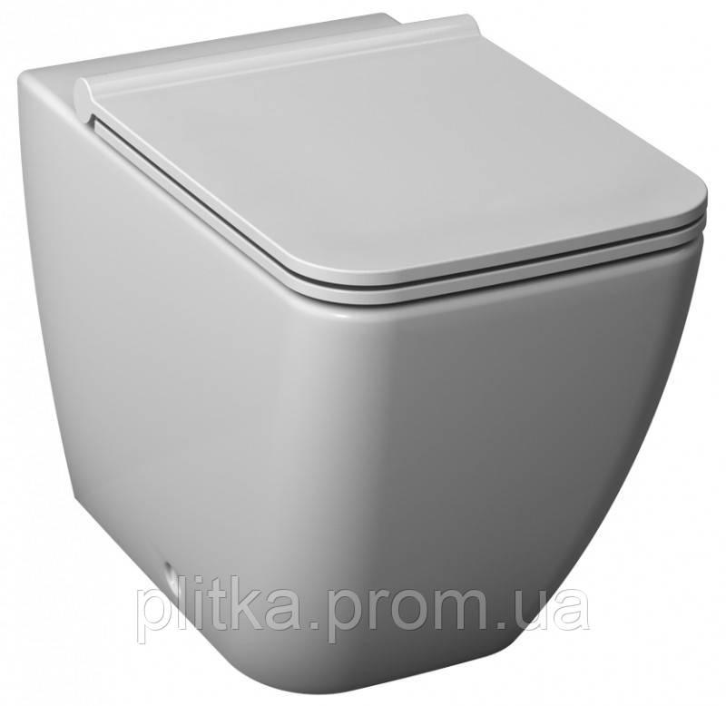 Унитаз напольный и сиденье с крышкой Softclose Pure JIKA Н8234240000001