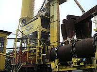 Реконструкция асфальтных заводов