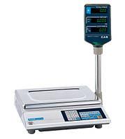 Торговые электронные весы CAS AP-M
