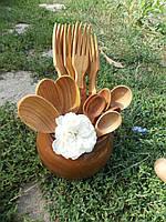 Деревянная посуда. Чайные ложки