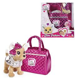 Плюшевая собачка Chi Chi Love Фешн Модный Гламур Simba CCL 5893125