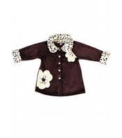 Пальто для девочек Артикул 38.0287