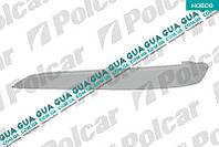 Накладка декоративная / молдинг / листва переднего бампера правая ( вставка ) 550907-6 Opel ASTRA 2004-