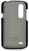 Чехол Melkco для HTC Desire V/X (T328e/T328w) чёрный