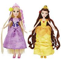 Базовая  кукла Принцесса с длинными волосами и аксессуарами в ассорт.