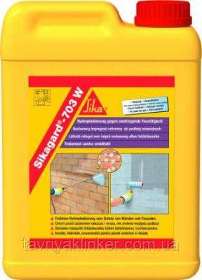 Sikagard®- 703 W Гидрофобизирующая пропитка, 5л