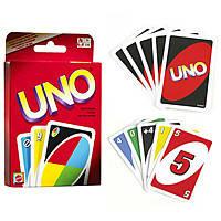 Карточная игра UNO Mattel