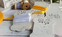 Катушка для лент, мулине №1 заготовка для декора (материал ХДФ)
