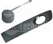 Решетки, заглушки и вставки бампера Autotechteile