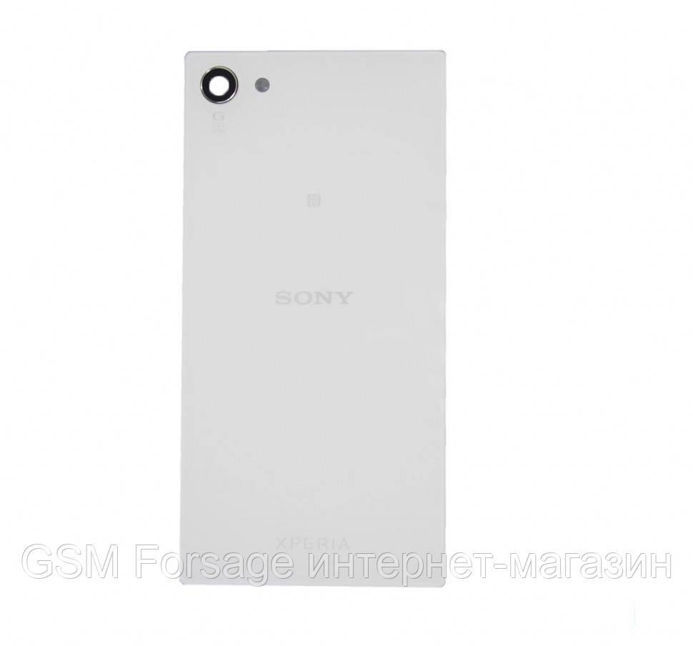 Задняя часть корпуса Sony Xperia Z5 Mini E5823 Black