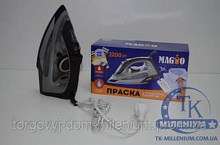 Утюг 2200 Вт. керамическое покрытие MAGIO MG136