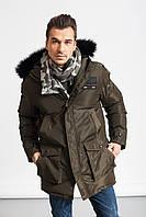 Зимняя куртка мужская Glo-story 2 цвета