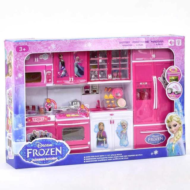 Кухня для куклы FROZEN