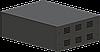 Корпус РЭА, модель МВ-40 (Ш304 В100 Г230 мм)