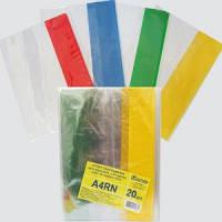Обложка A4RN регулируемая для журналов, контурных карт, книг 300x540 мм.