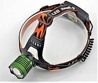 Налобный фонарь Police BL-2190-T6 защищенный