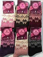 Носки женские Корона Ангора Термо 37-41 без махры