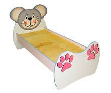 """Кровать детская """"Мышонок"""" (60x140)"""