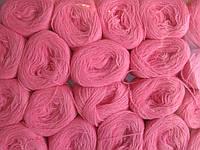 Нитки акриловые цвет светло розовый 2146