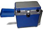 Ящик для зимней рыбалки A-elita с градусником, фото 2