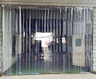 Лента для шторы низкотемпературная  POLAR CLEAR 300x3x50