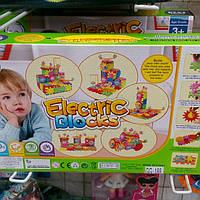 Детский конструктор Electric Biocks, конструктор для детей.