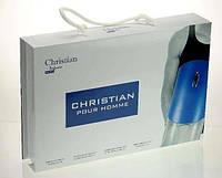 Подарочный набор  Christian Pour Homme