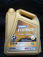 Синтетическое моторное масло Atlantic Ultra Super 5w30 4L