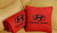 """Плед автомобильный """"Hyundai"""""""