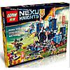 Конструктор Lepin Nexo Knights 14006 Мобильная крепость Фортрекс