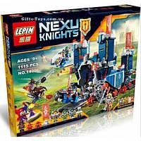 Конструктор Lepin Nexo Knights 14006 Мобильная крепость Фортрекс, фото 1